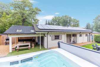 Chalet Durbuy 8 Pers. Ardennen Wellness