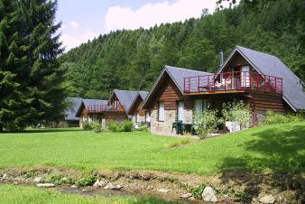Chalet Malmedy 4/6 Pers. Ardennen Schwimmbad Wellness