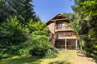 Chalet Somme-Leuze 8 Pers. Ardennen