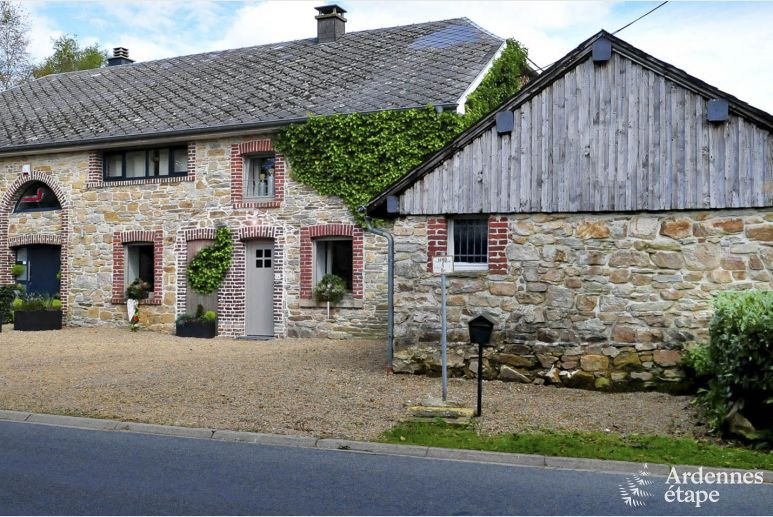 Holiday cottage in Sourbrodt for 6 persons