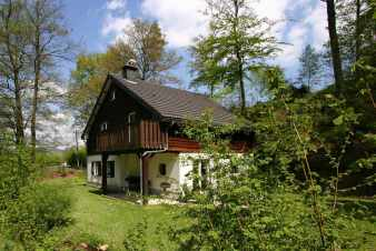 Chalet Stoumont 6 Pers. Ardennen Wellness