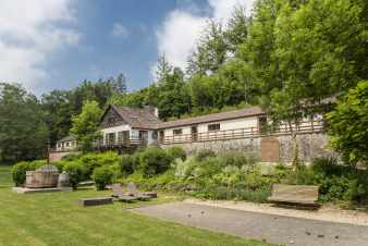 Chalet Stoumont 33 Pers. Ardennen Wellness