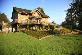 Chalet Waimes 23 Pers. Ardennen Schwimmbad Wellness