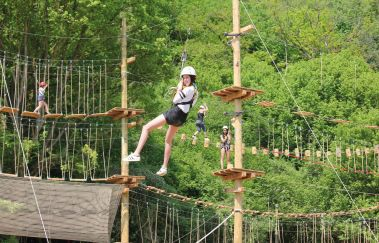 Adventure Valley Durbuy-Sports Aventure bis Provinz Luxemburg