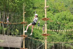 Adventure Valley Durbuy in Provinz Luxemburg