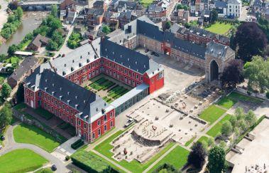Abtei von Stavelot-Visites - Curiosités bis Provinz Lüttich