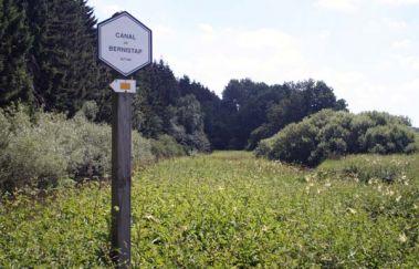 Canal de Bernistap-Visites - Curiosités bis Provinz Luxemburg