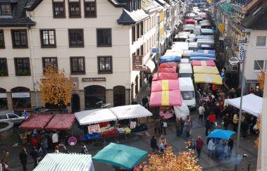 Marché de Saint-Vith-Visites - Curiosités bis Provinz Lüttich