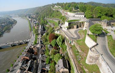 Zitadelle von Namur-Visites - Curiosités bis Provinz Namur