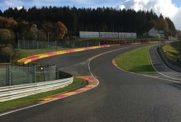 Circuit de Spa-Francorchamps in Provinz Lüttich