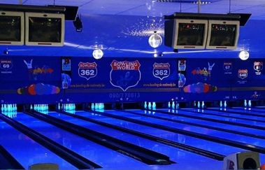 Bowling 362 - Magic Planet de Malmedy-Bowling bis Provinz Lüttich