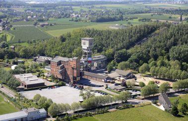 Blegny-Mine-Centres de Découvertes bis Provinz Lüttich
