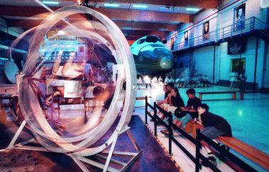 Euro Space Center-Centres récréatifs bis Provinz Luxemburg