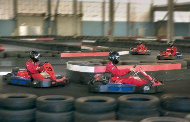 JM Karting Namur-Karting bis Provinz Namur