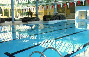 Schwimmbad von Bohon (Durbuy)-Piscine couverte bis Provinz Luxemburg