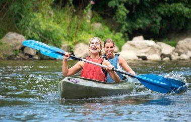 RHM BuitenSport - Durbuy-Parcours challenge bis Provinz Luxemburg