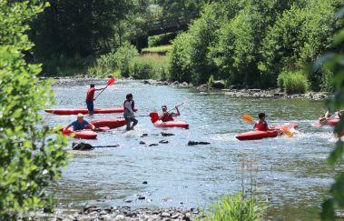 <p>Coo Kayak</p>-Kayak bis Provinz Lüttich