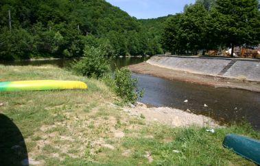 Kayak Michel-Kayak bis Provinz Luxemburg