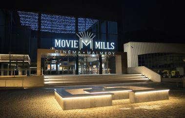 -Cinéma bis Provinz Lüttich