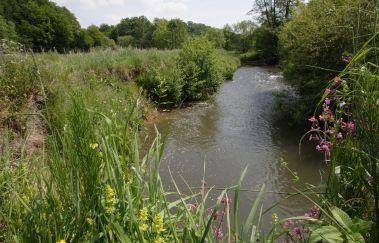 Naturschutzgebiet Göhltal-Sites naturels bis Provinz Lüttich