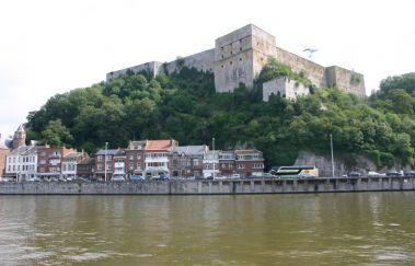 Fort von Huy-Chateaux bis Provinz Lüttich