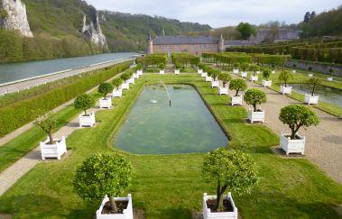 das Schloss von Freÿr-Chateaux bis Provinz Namur