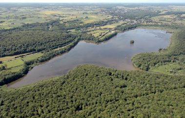 Aquascope de Virelles-Lac bis Provinz Hennegau