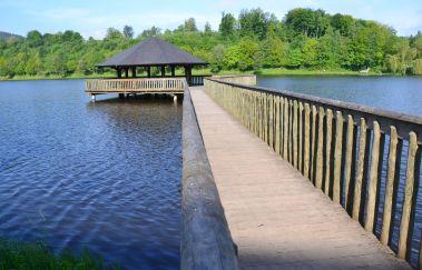Les Doyards-Lac bis Provinz Luxemburg