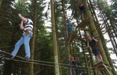 Brandsport Adventure & Teambuilding-Sports et loisirs bis Provinz Luxemburg