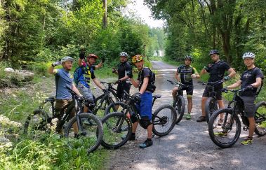 Electric Mountain Bike Experience (EMTB)-Sports et loisirs bis Province de Luxembourg.