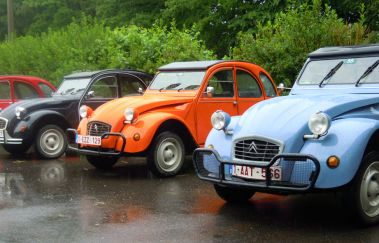Road Vintage Experience-Sports et loisirs bis
