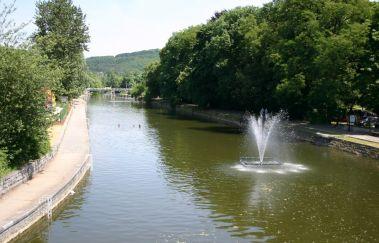 Barvaux-Ville bis Provinz Luxemburg