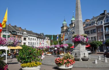 Malmedy-Ville bis Provinz Lüttich
