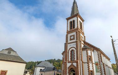 Martelange-Ville bis Provinz Luxemburg