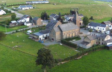 Nadrin-Ville bis Provinz Luxemburg
