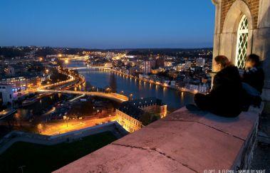 Namur-Ville bis Provinz Namur
