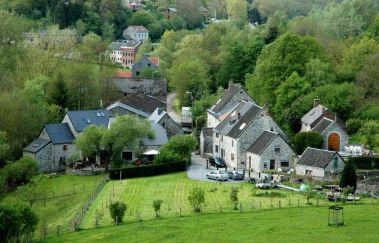 Olne-Ville bis Provinz Lüttich