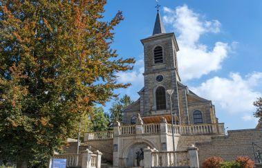 Tintigny-Ville bis Provinz Luxemburg
